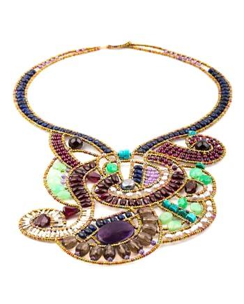 Handmade Necklace ABONDANCE
