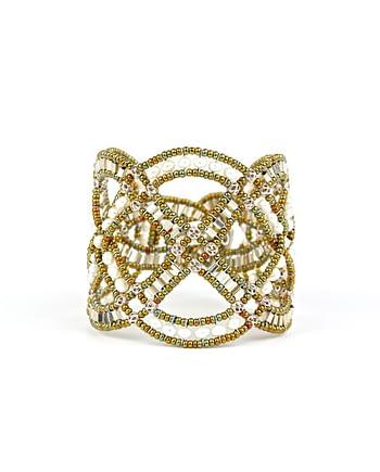 Handmade Bracelet MOUVANCE Pearl