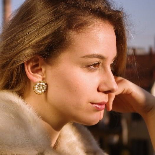 Earrings Sol
