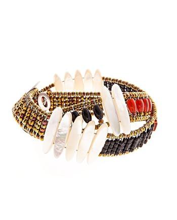 Handmade Bracelet BOA TETHIS Red