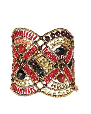 Handmade Bracelet New Romance Red