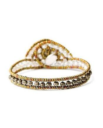 Handmade Bracelet MINUS Pyrite