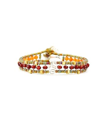 ziio-jewels-bracelet-goutte-orange-front-c