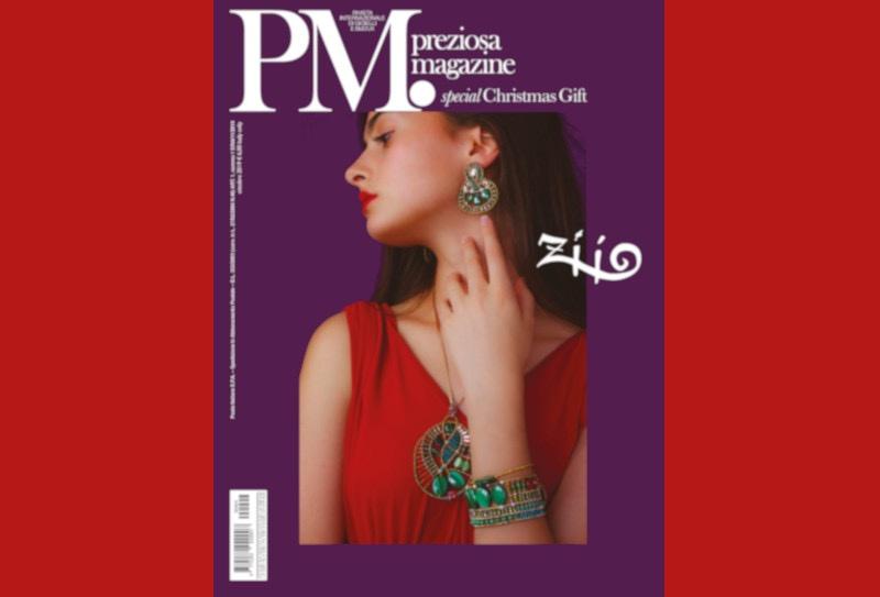ziio cover preziosa magazine
