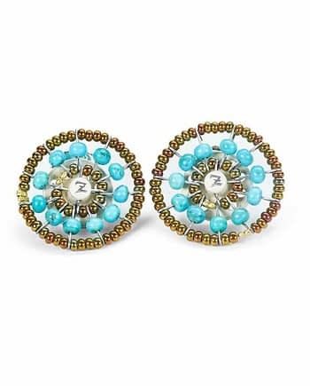 Earrings Sol Turchese