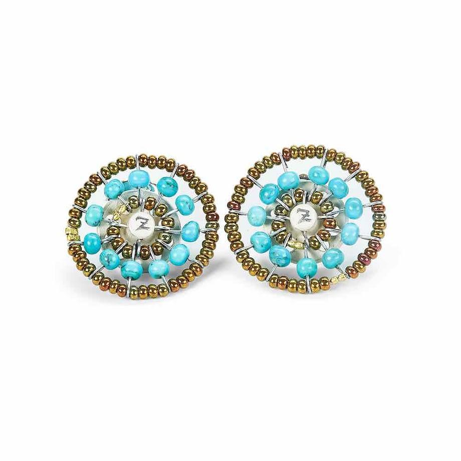 Earrings Sol Turchese