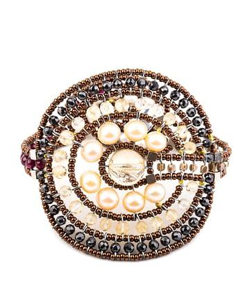Handmade Bracelet VENUS Citrine