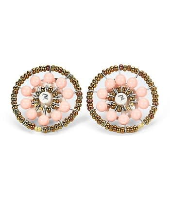 Earrings Sol Pink