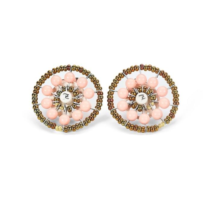 Earrings Sol Pink