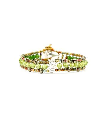 ziio-jewels-bracelet-goutte-green-front-c