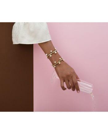 ziio jewels Bracelet Crown Pearl