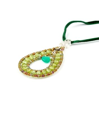 ziio-jewels-Pendant-GOUTTE-Green-3-1024-c