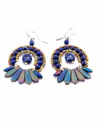 Earrings MISTINGUETT Lapiz