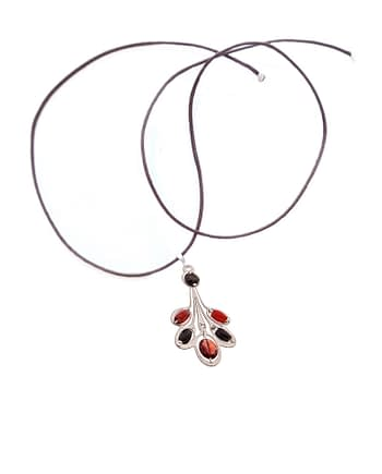 Pendente LYS Small Garnet ziio jewels