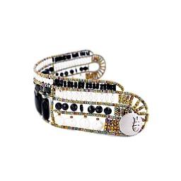 Ziio-jewels-Bracelet-Goiaba-Black-APERTO