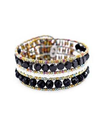 Handmade Bracelet Elisse Black