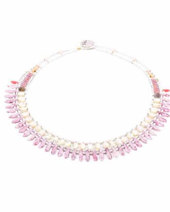 necklace mistinguett Pinky