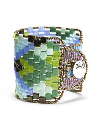 Ziio Jewels Bracelet Pixel Onda Blu Large