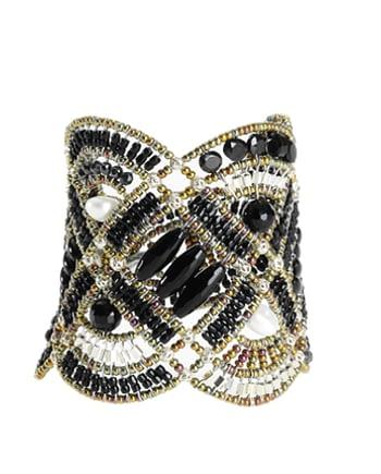 Handmade Bracelet New Romance Black