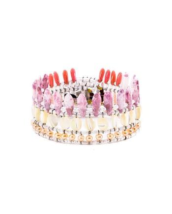 Bracelet Mistinguett Pinky