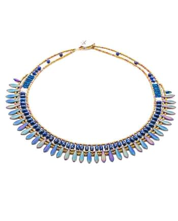 Necklace MISTINGUETT Lapiz
