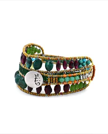 Ziio Bracelet Evolution Green