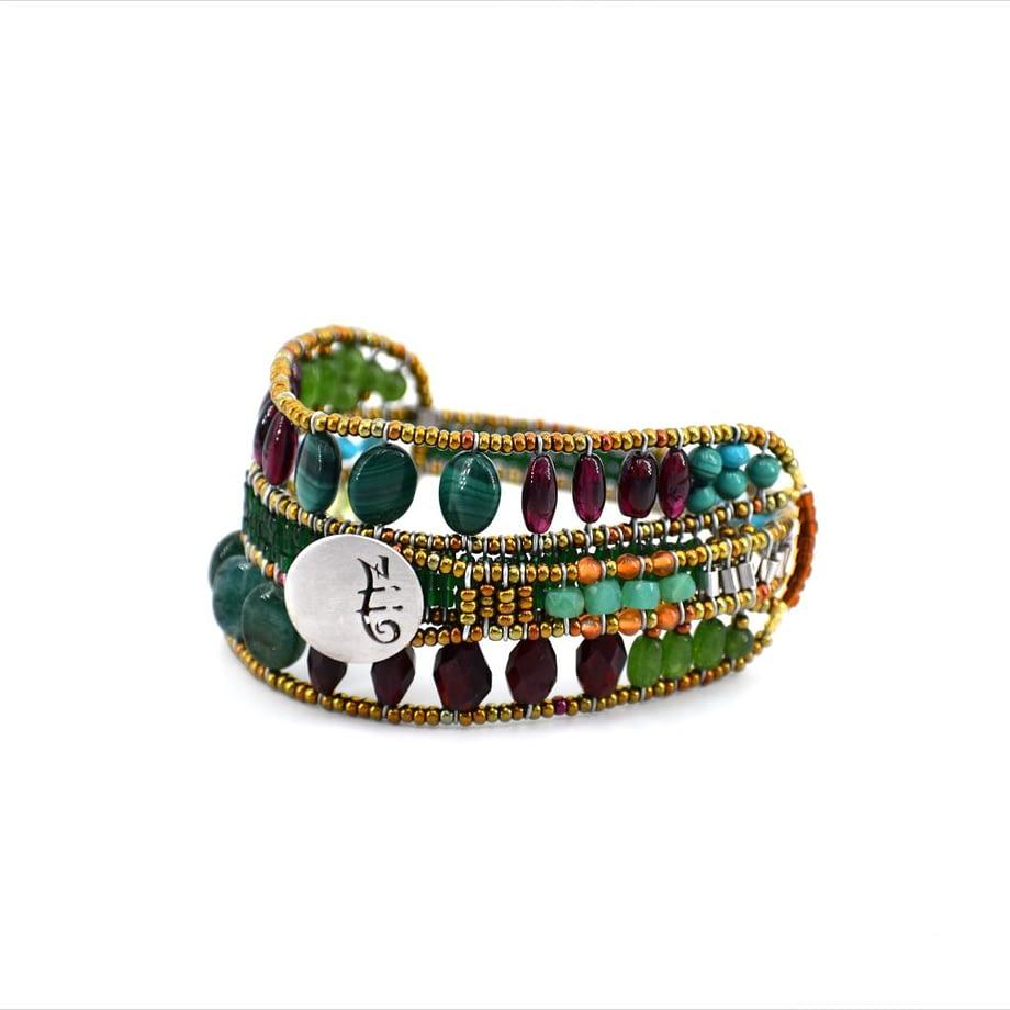 Ziio Bracelet Evolution Green