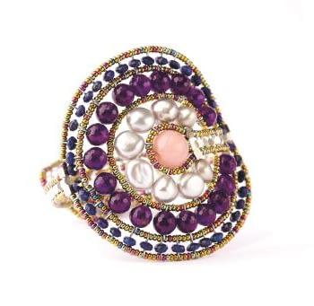 Handmade Bracelet VENUS Amethyst