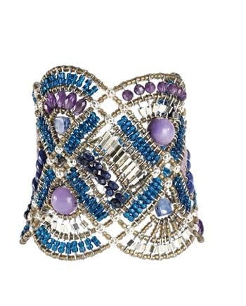Handmade Bracelet New Romance Blue