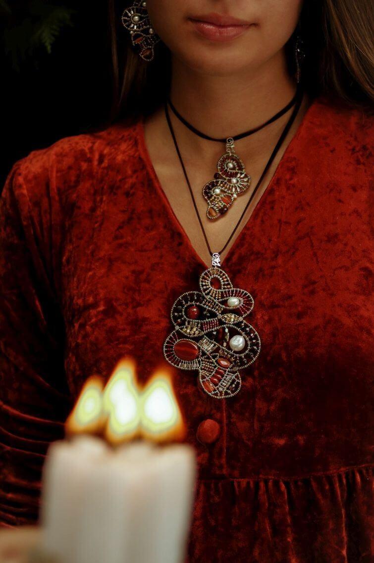 Ziio-Jewels-SET-MAMBA-red-c