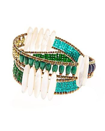 Handmade Bracelet BOA TETHIS BLUE