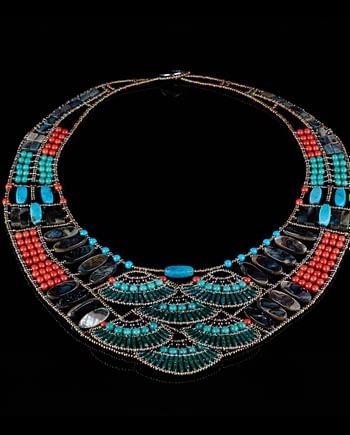 handmade necklace NAGA ZIIO JEWELS