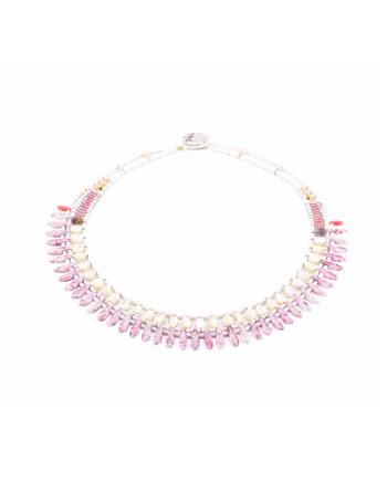 Necklace MISTINGUETT Pinky - Ziio Jewels