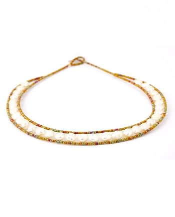 Necklace Giro Pearl Large