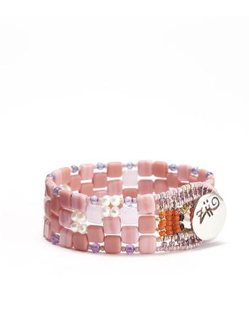 Ziio Jewels Bracelet Pixel Pink Small