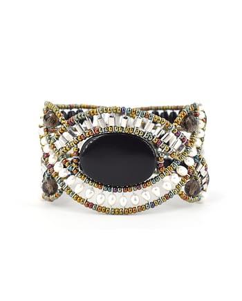 Bracelet NU Black Onyx