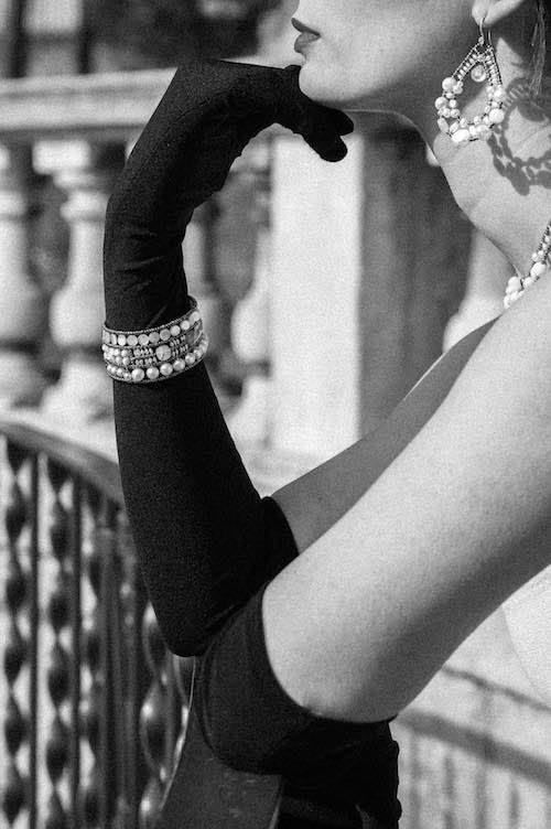Ziio Shinju -Le Perle - Un balcone Barroco
