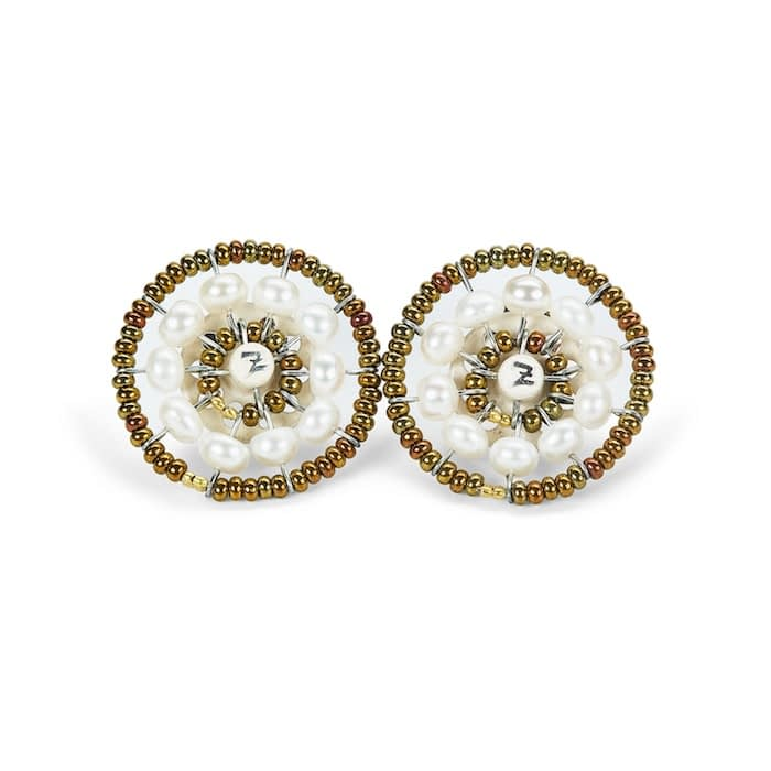 Earrings Sol Pearl