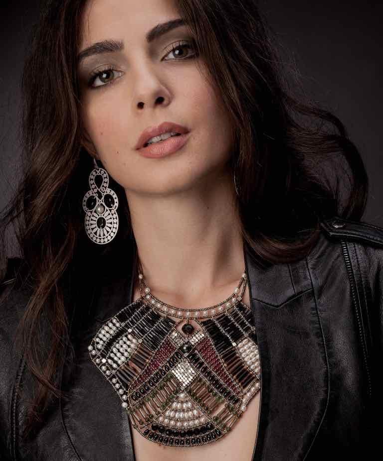Necklace Falena Ziio Jewels