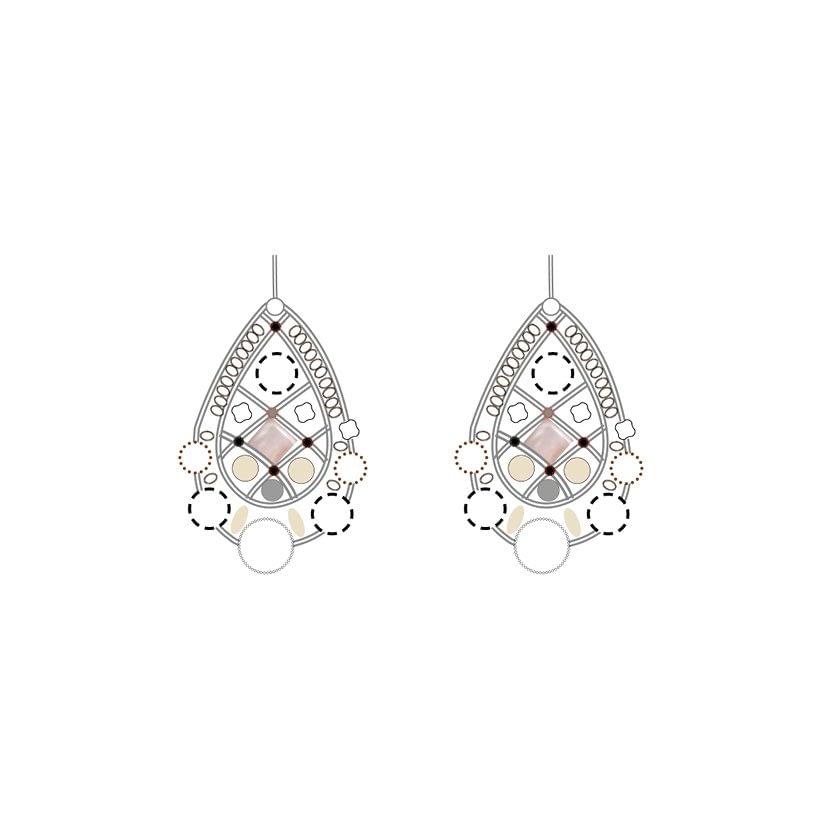 Ziio Shinju DESIGN-Earrings-Shinju-Nest-ZIIO-JEWELS