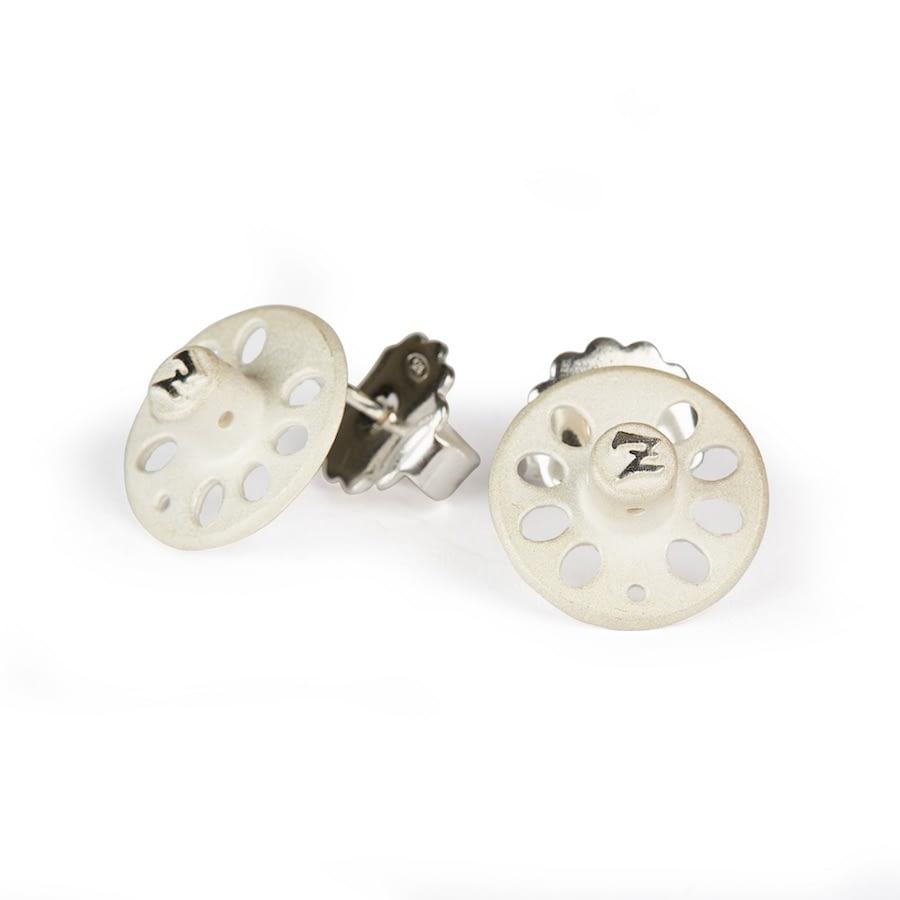 Earrings Sol Silver Base