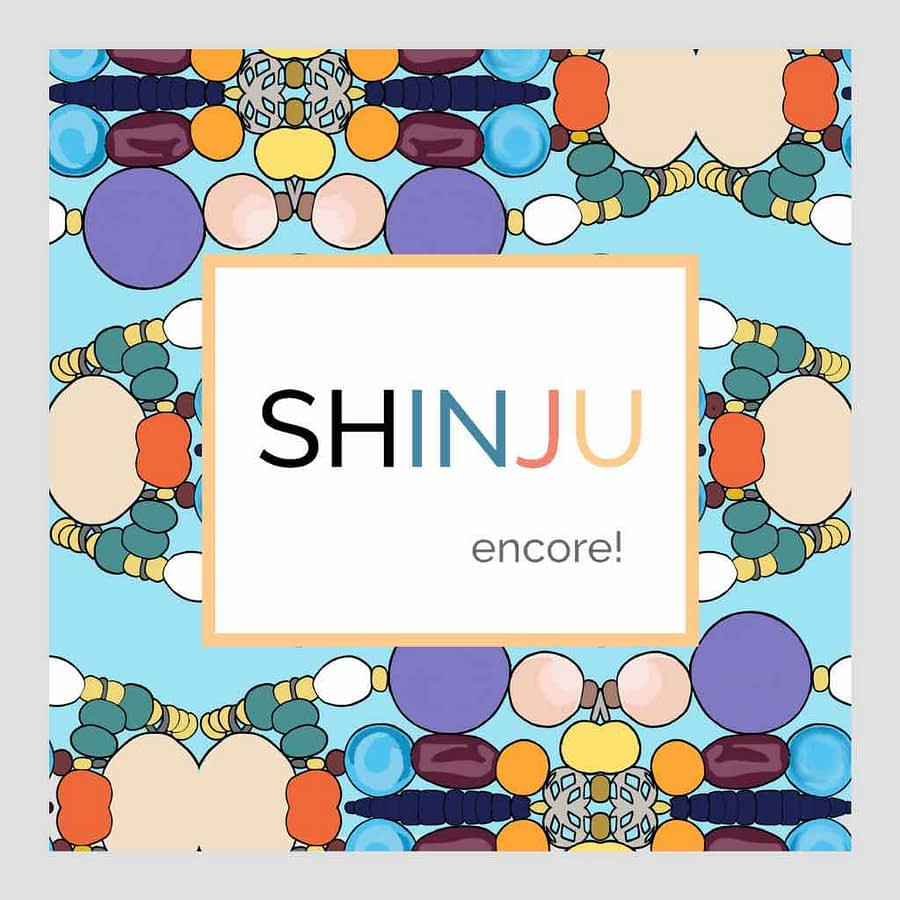 Shinju encore - Nuovi colori -Ziio Gioielli