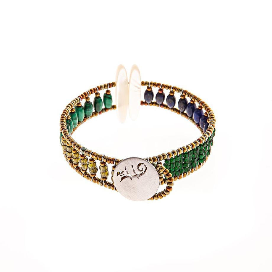 Handmade-Bracelet-SIL-TETHIS-BLUE-BACK-ziio