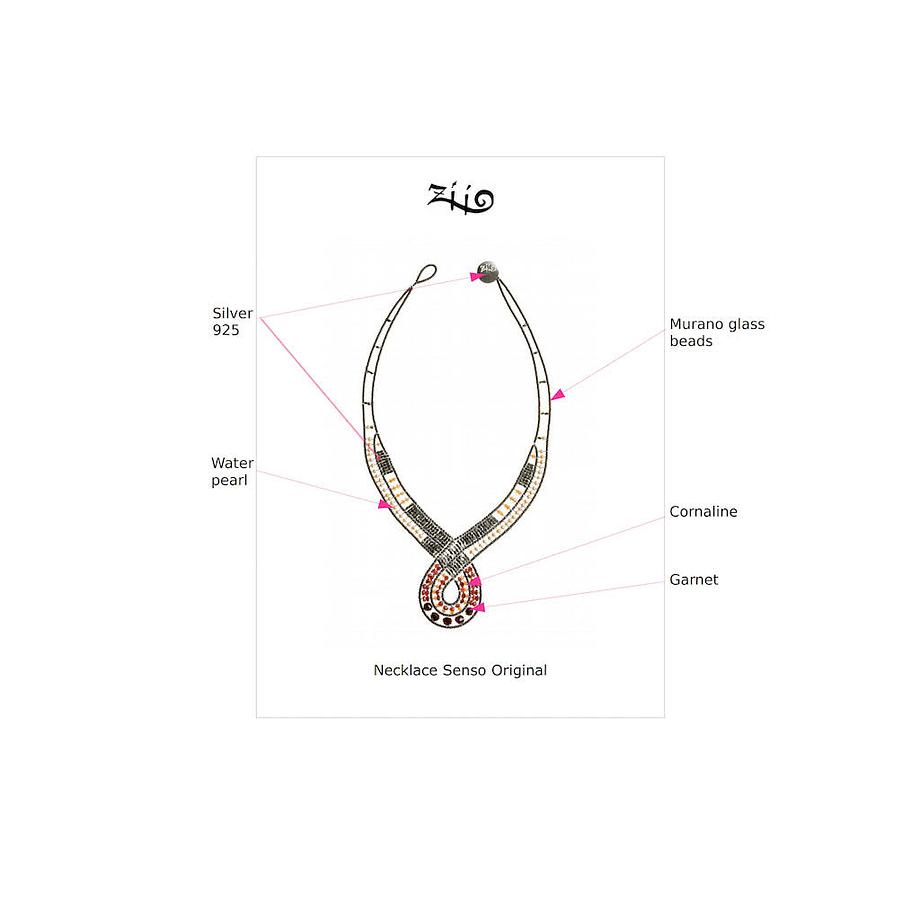 Necklace Senso Original