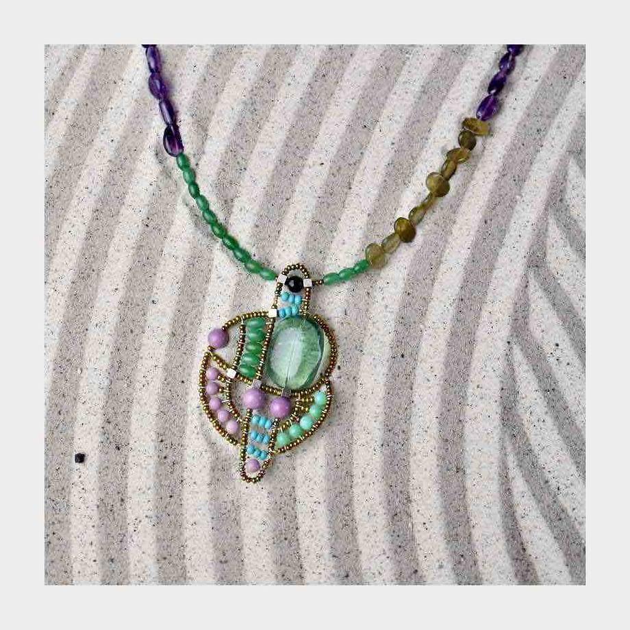 Necklace Orphée - Ziio Jewels